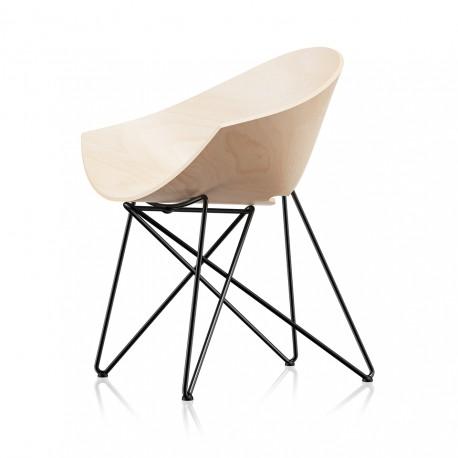 fotel RM56 WOOD VZÓR