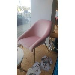 Fotel typ 366, proj. J. Chierowski, lata 60