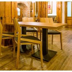 FLAT DOUBLE/ stół restauracyjny