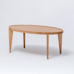 stolik BONTRI elipsa mały