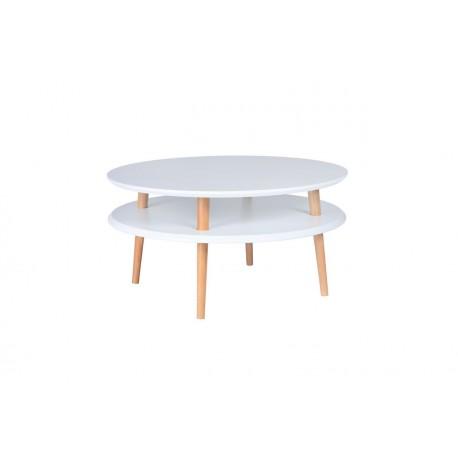Niski stolik kawowy UFO