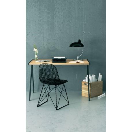 biurko elg - dębowy naturalny