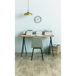 biurko skog - dębowy naturalny