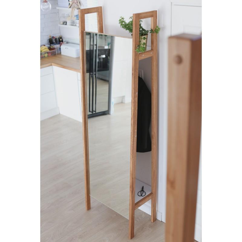 Garderoba z lustrem HASH