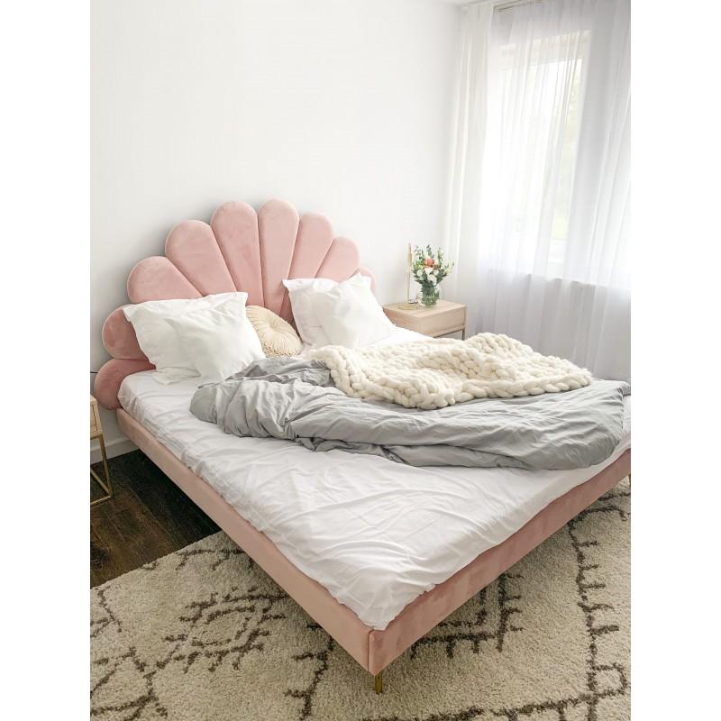 KWIAT łóżko