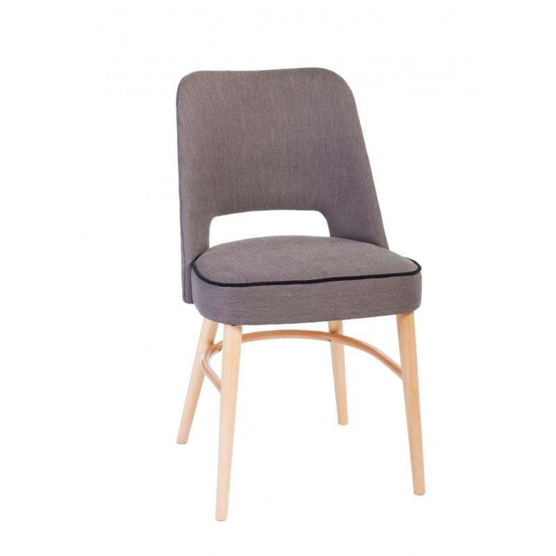 PAGED Krzesło A-0042, z guzikami