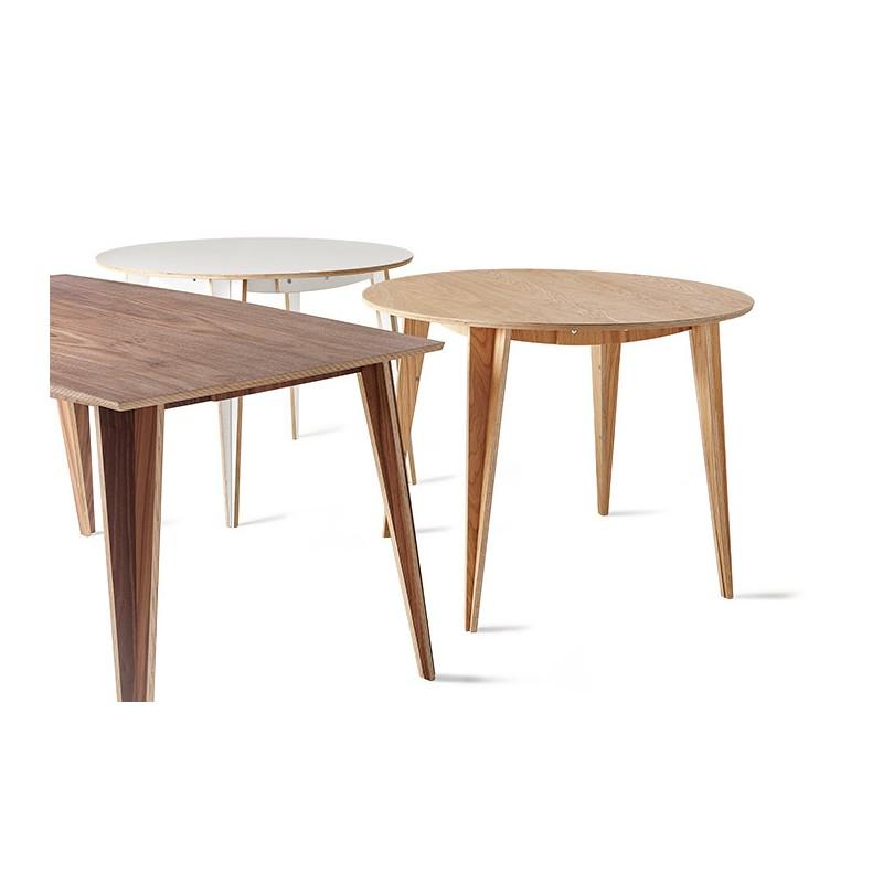 stół MACIEK okrągły