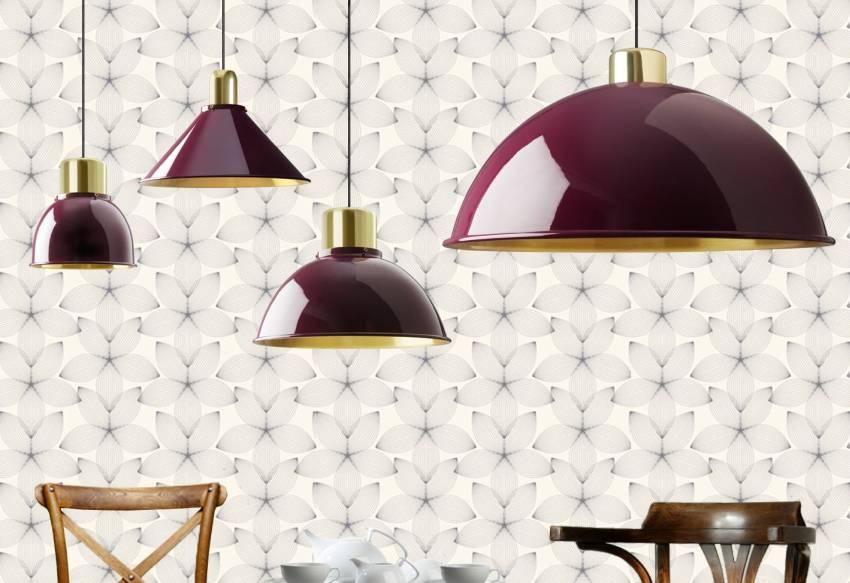 Rexlex Blass, lampy do salonu